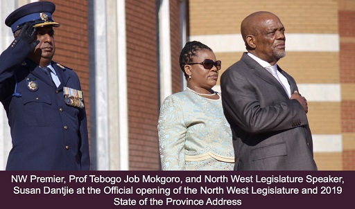 Home | North West Provincial Government